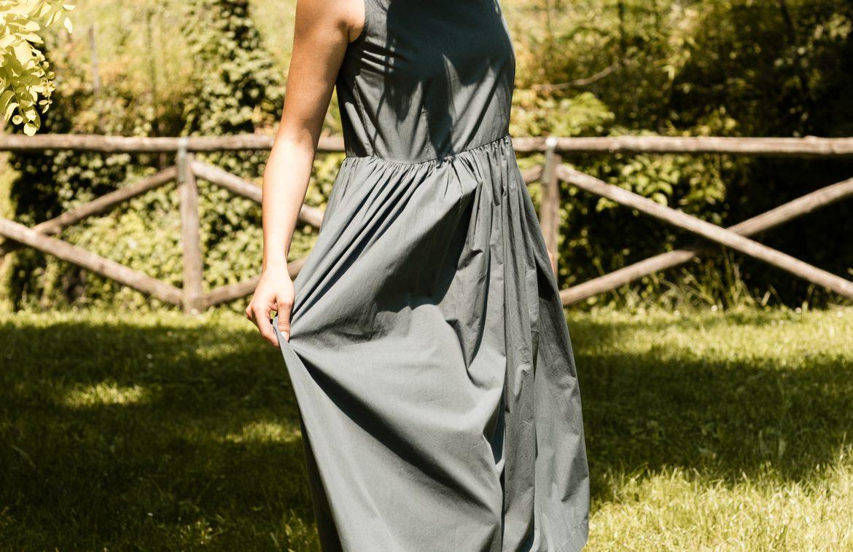 abbigliamento naturale abito