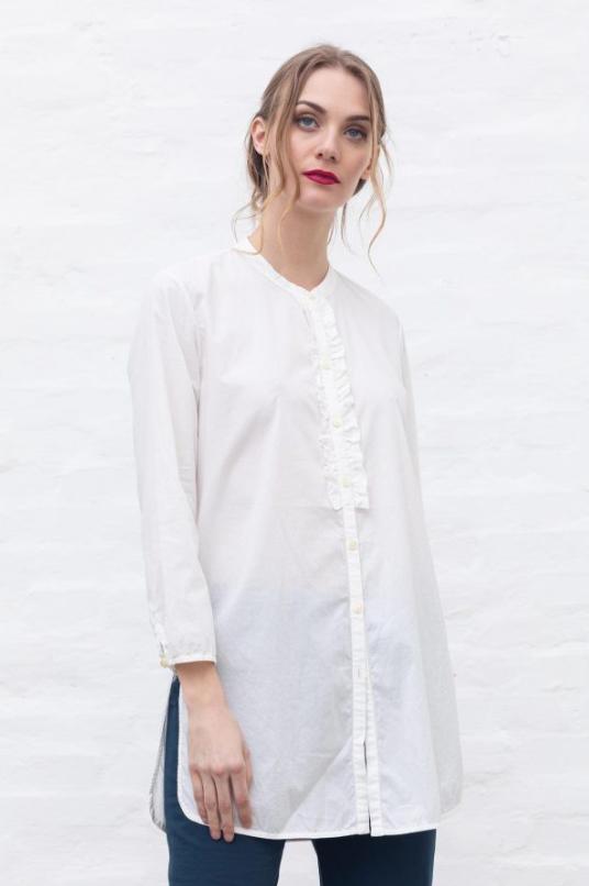 camicia cotone biologico